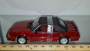 """GMP 1:18 Scale """"Convertible Top"""" for 1989 Mustang GT Convertible 1801819"""