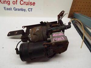 1993 LESABRE Suspension Compression Pump 137311