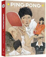 Ping Pong the Animation: Complete Series [New Blu-ray] With DVD, Boxed Set, Du
