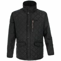 Trespass Mens Argyle Quilted Padded Lightweight Casual Jacket/Coat (TP841)