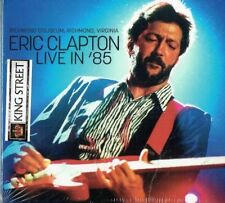 ERIC CLAPTON - Live in '85 ( 2018 2cd digipack / Brand new & sealed)