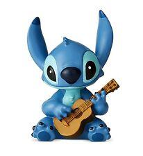 Disney Showcase - Lilo & Stitch - Stitch Playing Ukulele Mini Figurine 6002188