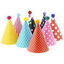 Cappellini per Feste Cappellini Festa Compleanno Bambini, 11 pezzi (a0o)