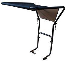 Blue Hawk Metal Kit Riding Lawn Mower Canopy Tarpaulin Protect Sun & Heat