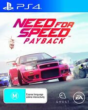 Need For Speed Payback PlayStation 4 PS4 FAST DISPATCH