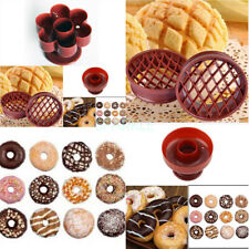 New Doughnut Maker Cutter Mold Biscuit Pastry Cookie Cutter Cake Mould tool