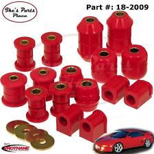 PROTHANE 18-2009 Total Bushing Kit 91-95 MR2-SW20 Gen 2 Polyurethane