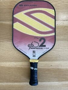 Selkirk AMPED Epic Pickleball Paddle - Selkirk Red - Lightweight
