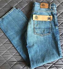 RA RE pantalón de hombre W33 talla 44 vaqueros nuevos