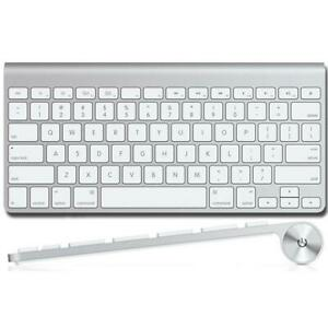 Apple A1314 Bluetooth Wireless Silver Slim Mini Keyboard laptop iMac Warranty