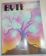 Byte Magazine Genealogy & Optimization October 1979 120314R2