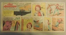 Jack Armstrong The All American Boy by Bob Schoenke 2/13/1949 Third Size Page !