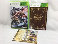 Microsoft Xbox360 (Japan Ver.) Soul Calibur V Tracking Number from Japan