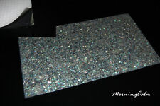 2 Sheets of Paua Sparkle Enhanced Adhesive Veneer (MOP Papercraft Luthier)