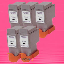 5P BCI-24 BK BLACK INK CARTRIDGE FOR CANON i450 iP1500