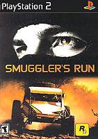 Smuggler's Run - PlayStation 2, Acceptable PlayStation2, Playstation 2 Video Gam