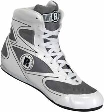 Ringside Diablo Wrestling Boxing Shoes Size 5 Us - 37 2/3 Eur - White