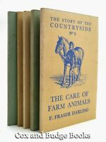 THOMAS HENNELL, LIONEL EDWARDS etc The Story of the Countryside 5 vols 1944-45