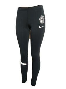 "Nike Just do it  Women MEDIUM Inseam 28"" Fitted Athletic Leggings Mid Rise (#p4"