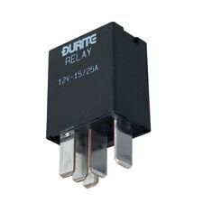 Relé Durite 0-728-31 Micro Cambiar Con 12 voltios, 20/30A con diodo (10 Pack)