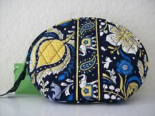 Vera Bradley Mirror Cosmetic - Ellie Blue - New With Tags!