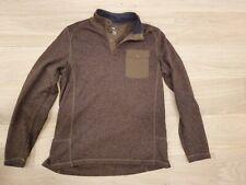 REI Fleece Jacket Thick Warm Sweater Men's Size L