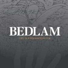 bedlam - live in binghamton 1974 (Angel Air )   CD