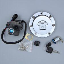 Fit for Honda CBR900RR 1998-2003 1999 Ignition Switch Lock Fuel Gas Cap Key Set