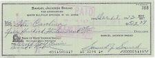 1973 Sam Snead Signed World Golf Pinehurst Pre-PSA & Estate Certified