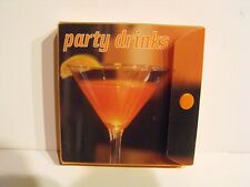 Party Drinks 40 Pictures with Recipes Cards for Perfect Party Drinks