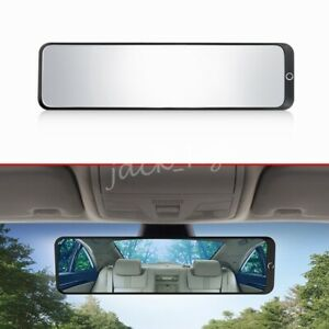 300mm Car Center Rearview Glass Mirror Extend Wide Vision Accessories