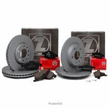 ZIMMERMANN Bremsscheiben Beläge für FORD FOCUS I 1.4-2.0 16V 1.8 D vorne hinten