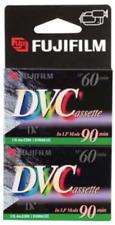 Fujifilm Mini DVC Camcorder Tapes - Set of 2