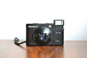 MAMIYA U    35mm Point and Shoot,  Sekor 35mm f/2.8   Japan  , w/ Original Case