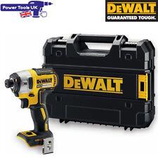 DeWalt DCF887NT 18v Body Only Li-ion 3 Speed Brushless XR Impact Driver + Case