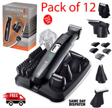 REMINGTON PG6130 Cordless Personal Groomer Beard Hair and Stubble Shaver Trimmer