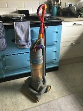 Yellow orange and grey Dyson Hoover DC04 Serviced and working well