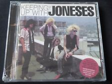 The Joneses - Keeping Up With The Joneses (CD 2007) MAU-MAU'S CRAMPS LA GUNS