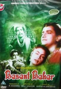 Basant Bahar [DVD] (Bollywood Cinema) Brand New (Multi Region)