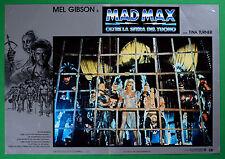 T58 FOTOBUSTA MAD MAX OLTRE LA SFERA DEL TUONO MEL GIBSON MILLER INTERCEPTOR 2