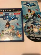 🥳 jeu playsation 2 ps2 ps3 pal fr eye toy play hero