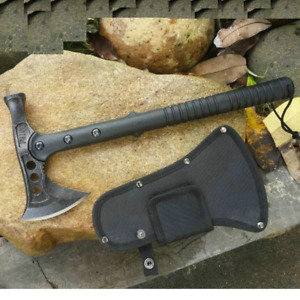 Tactical Axe Tomahawk Outdoor Hunting Camping Outdoor Hand Axes Hiking Ax