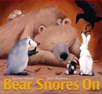 Bear Snores On [The Bear Books] , Wilson, Karma