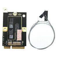 Broadcom for Hackintosh BCM94360CS2 867Mbps 802.11ac BT 4.0 Mini PCI-E card
