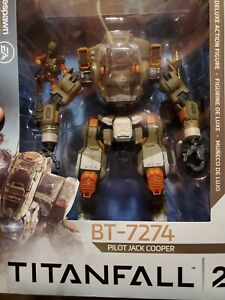McFarlane Toys Titanfall 2 BT-7274 Jack Cooper