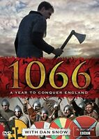 1066: A Year to Conquer England  [DVD][Region 2]