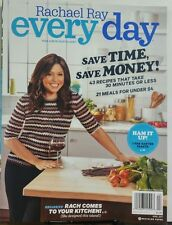Rachael Ray Every Day April 2017 Save Time Save Money Recipes FREE SHIPPING sb