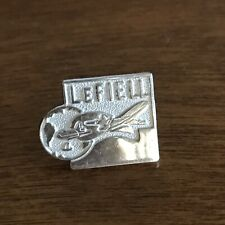 Manufacturing Missile Marine 2.7 Gr (47) Sterling Silver Lapel Pin Tie LeFiell