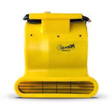 Zoom 1 HP Air Dryer Fan Three Speed Carpet Janitorial Water Damage Restoration