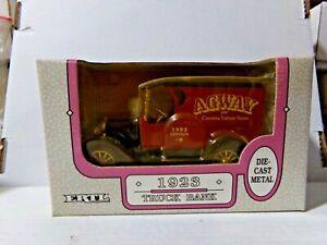 Ertl 1923 Agway Truck Bank 1:25 Scale 082621DMT
